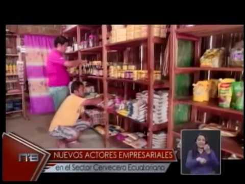 Nuevos actores empresariales en el sector cervecero ecuatoriano