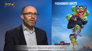Angry Birds 2 - Producer John Cohen im Interview