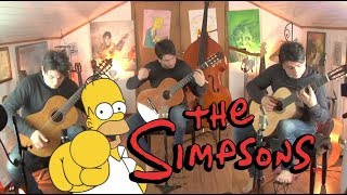 Baixar The Simpsons Theme on Classical Guitar by Fabio Lima