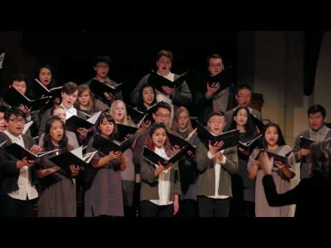 I Will Lift Mine Eyes - Vancouver Youth Choir