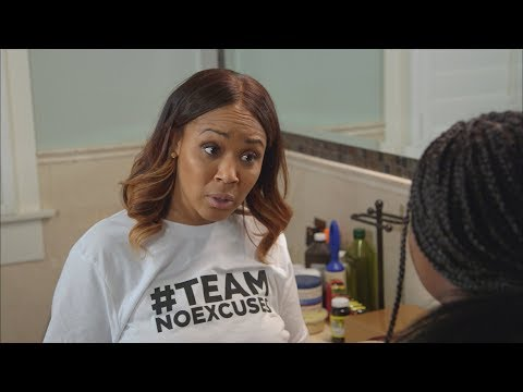 Erica Finds Out Krista's Been Wearing Make Up Behind Her Back | We're The Campbells