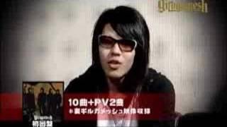 Interview Girugamesh cute xDD