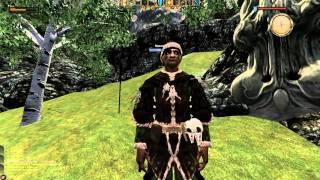 Mortal Online gameplay 2011