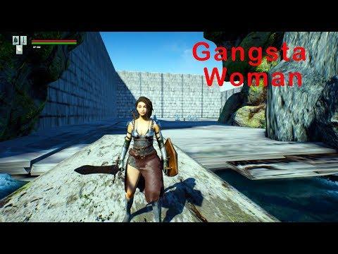 Gangsta Woman - Gameplay (PC)