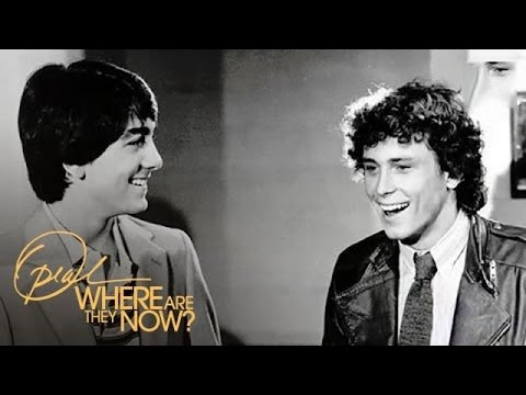 Former Heartthrob Willie Aames on the Pitfalls of Fame  Where Are They Now  Oprah Winfrey Network
