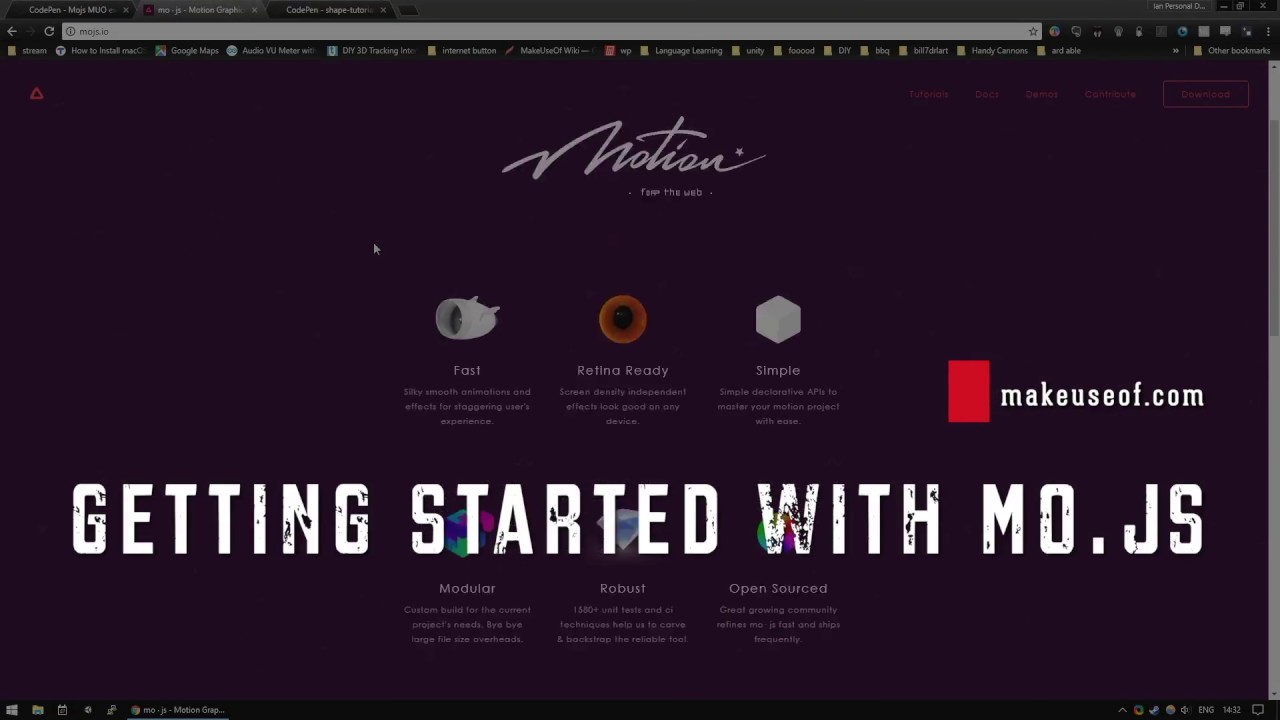 How to Make Beautiful Coded Web Animations With Mo JS