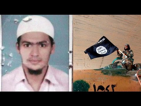 Mumbai's ISIS Recruit a Trained Suicide Bomber - TOI