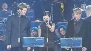 The Cranberries & Luciano Pavarotti Little Drummer Doylive Vatican 2001