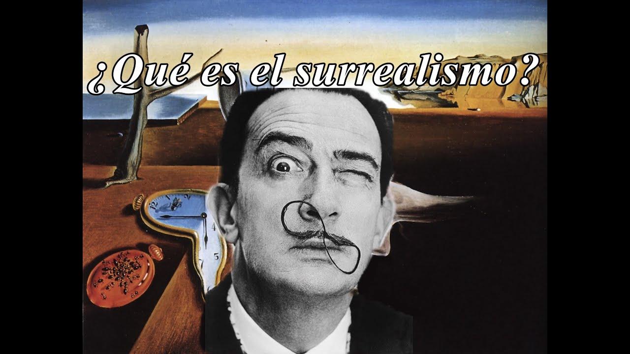 ¿quÉ Es El Surrealismo? Youtube
