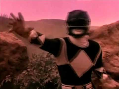 Power Ranger Mighty Morphin vs Masked Rider Zarius Danaïs et Faria