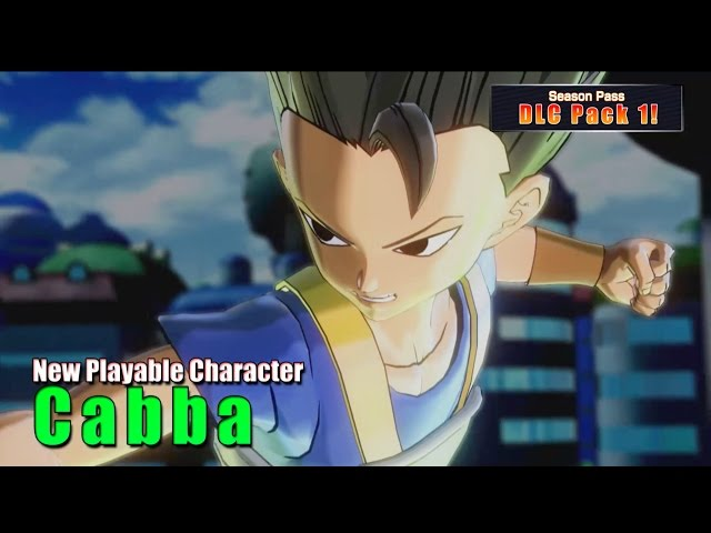 Dragon Ball XENOVERSE 2 - DB Super Pack 1 Trailer | PS4, X1, Steam