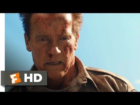 The Last Stand 1010 Movie CLIP  You Are Under Arrest 2013 HD