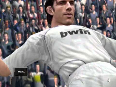 Видео обзор - FIFA 08 (НИМ 125)