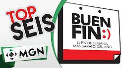 Buen fin Gamer Top 6 productos | MGN en español (@MGNesp)