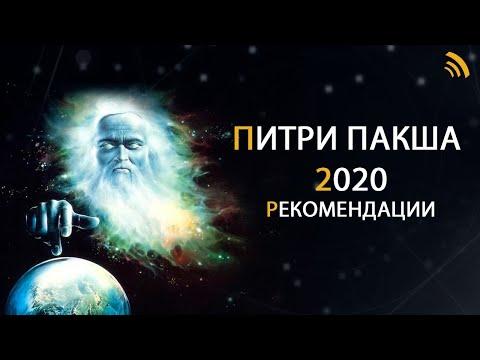 Питру Пакша 2020. Рекомендации   Дмитрий Пономарев