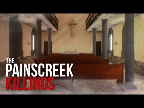 THE PAINSCREEK KILLINGS #03 - Spukt es in dieser Kirche? ● Let's Play Painscreek Killings