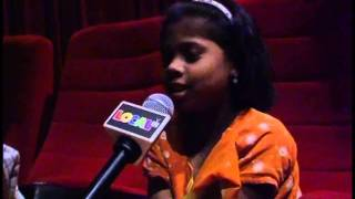 Aashayein Local TV Coverage of Movie for a Cause