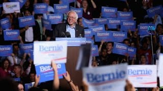 Why Sanders' supporters 'feel the Bern'