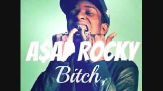 A$AP ROCKY - Hell  feat. Santigold { Long.Live.A$AP 2013 Album }