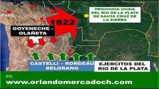 CAMBA CRUCEÑO  VIDEO ONCE