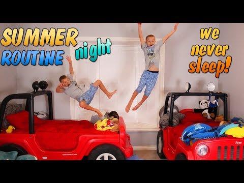 Twins Summer Night