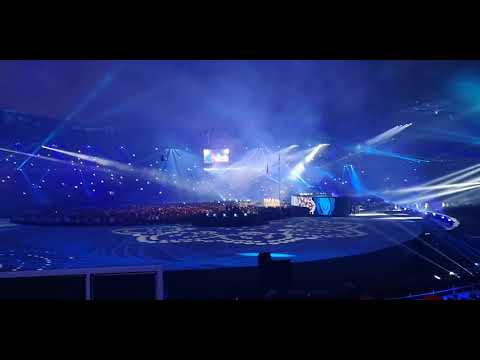 Bunga Citra Lestari (BCL) feat.Jflow - Aku Wanita & Dance Tonight(Closing Ceremony Asian Games 2018)
