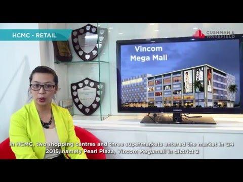 Q4 2015 Vietnam Real Estate Marketbeat Video - Báo cáo thị trường bđs Việt Nam Q4 2015