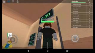 ROBLOX Elevator on mobile