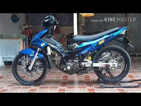 MODIFIKASI JUPITER MX OLD/NEW INDONESIA