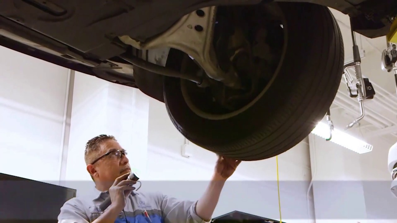 Mercedes-Benz Maintenance: Service A & B Explained | FJ