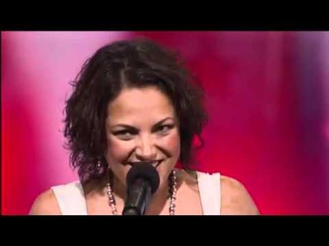 America's Got Talent - Barbara Padilla - Full Audition 2009
