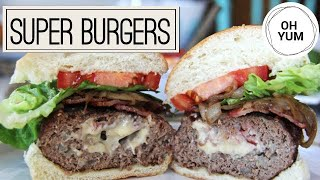 How To Turn Your Burger into a SUPER BURGER!