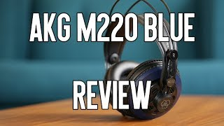 AKG M220 Headphones Review