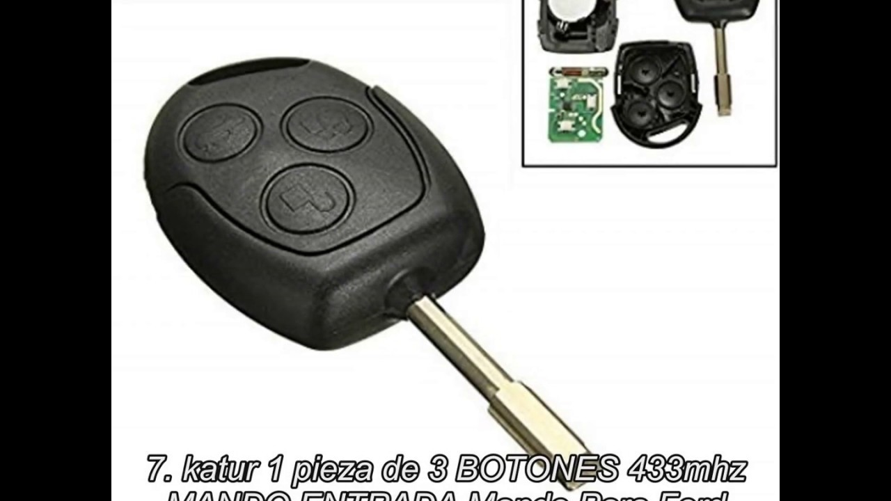 Connects2 CT24FD10 Marco adaptador FORD FOCUS//FUSION//TRANSIT