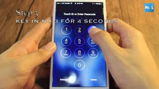 How to unlock any iphone when you forgot your passcode