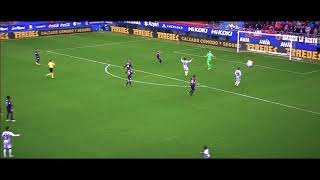 Sergi Guardiola y Daniele Verde goles. Eibar-Valladolid