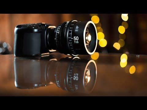 Blackmagic Pocket Cinema Camera 4K - First Look