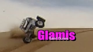 Glamis / Sand Dunes / Jumps / Crashes / Oldsmobile Hill