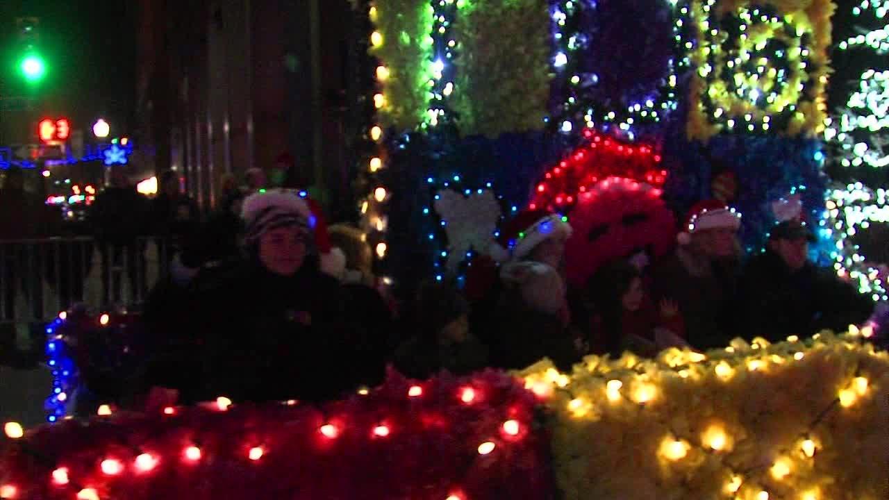 tulsa christmas parade announces theme for 2016 downtown parade