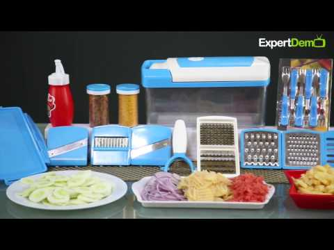 How to use BMS Nicer Dicer HD in Hindi