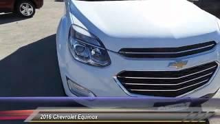 2016 Chevrolet Equinox Odessa TX GZ107992