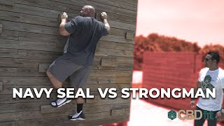NAVY SEAL OBSTACLE COURSE CHALLENGE | NAVY SEAL VS 4X WORLD