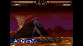 ADG Episode 28 - FX Fighter