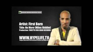 First Born - The Geezer (Chase Cross Diss) - War Riddim - Sens
