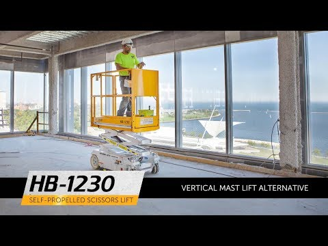 Hy-Brid Lifts (ANSI) | Scissor Lifts | Custom Equipment