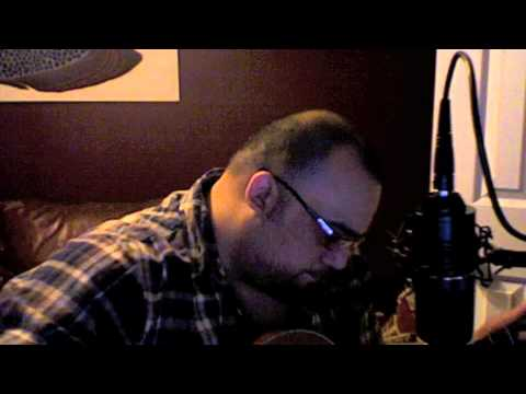 Violin By Amos Lee - Cover By Tom Meny