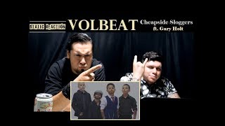 Static Reaction - Volbeat - Cheapside Sloggers
