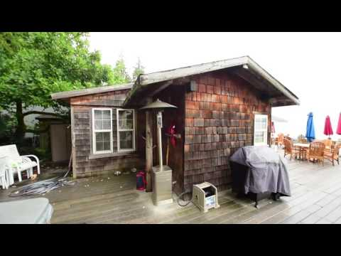 WUW #31 Tiny House/Old Cabin Tour, DIY Gone Wrong!