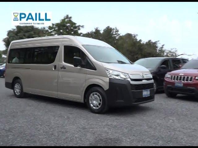 Negocios Hechos Toyota Hiace 2020 Youtube