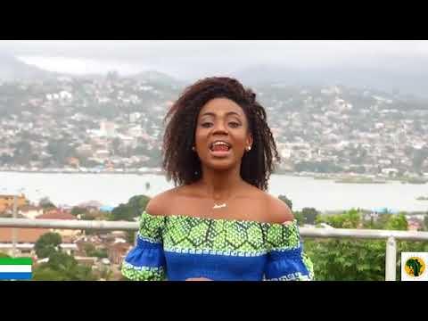 Miss University Africa Sierra Leone 2017
